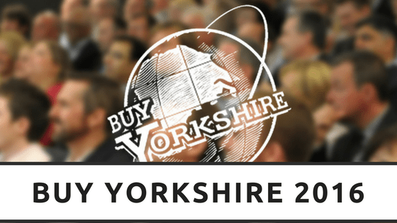 Buy Yorkshire 2016, Leeds, RedRite, Virtual Assistant