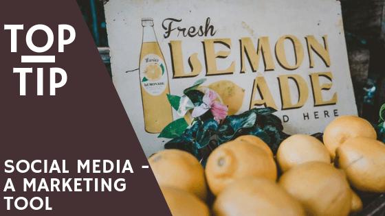 Social Media a Marketing Tool